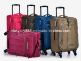 Business Travel Waterproof Wheeled Trolley Luggage Suitcase Bag Case (CY3397)