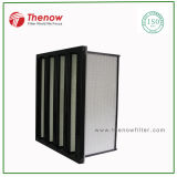 High Efficiency Air Inlet Filter/Second or Third Stage Mini-Pleat Filter