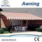Steel Structure Outdoor Awning for Balcony Awning (B3200)