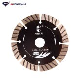 Continuous Rim Diamond Saw Blade for Glass