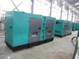 China Three Phase Output Silent Low Noise Diesel Generator Set