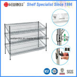 Wholesale DIY Metal Wire Bakery Display Rack Shelf Factory