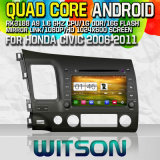 Witson S160 Car DVD GPS Player for Honda Civic