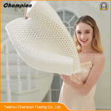 Latex Pillow in Wavy Line Shape with Prevent Allergies Functions