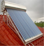 Integrated Low Pressure Stainless Steel Solar Water Heater (JingGang)
