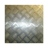 430 409 Embossed Stainless Steel Checker Plate