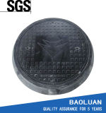 Hot Sale Locking Round Composite Waterproof Manhole Cover with Good Bearing Capacity