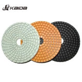 Angle Grinder Wet Diamond Durable Long Lifespan Polishing Pad