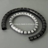 New PE Plastic Spiral Wrapping Band Cable Easy Wrap