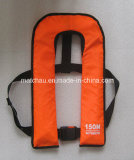 Double Air Chamer Inflatable Life Jacket with Manual /Automatic