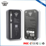 Latest Design CH5 Custom 290mAh Ceramic Heating 0.5ml Glass Tip Vapor Pen Starter Kit