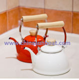 Sunboat Thickening Enamel Kettle Gas Induction Kettle Tea Pot
