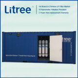 Containerized UF Water Treatment System