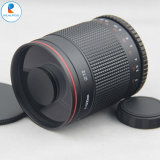 Lens with T Mount Adapter 500mm F/8 Mirror Lens for Canon and Nikon