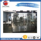 3 in 1 Glass Botte Drinking Beer Filling Machine / Soft Drink Filling Machine