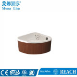 2 People Arc Triangle Acrylic Outdoor Massage SPA Whirlpool (M-3344)