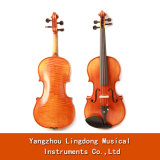 Professional Handmade Oil Paintings of Violins 4/4