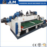 Triply Production Line Wood Peeling Machine in Mexico
