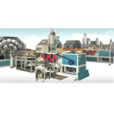 Global Shining Flat Lay Hose Making Processing Machine