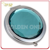 Hot Selling Promotion Gift Portable Metal Cosmetic Mirror