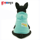 New Winter Puppy Knitted Sweater Two Legs Dog Clothes