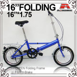 16 Inch Cheap Small Folding Bicycle (AFS-1603S)
