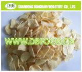 Garlic Flake Natural Size White Color Strong Flavor