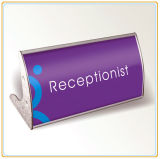 Conference Table-Top Sign Board/Name Holder