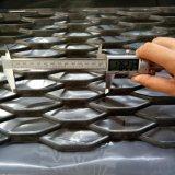 Tec-Sieve Expanded Metal Grating in Carbon Steel