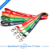 Wholesales Custom Printed Polyester Lanyard/Nylon Lanyard/Woven Lanyard/Sublimation Lanyard /Eco Bamboo Lanyard with Your Logo