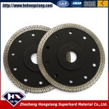 500mm Continuous Rim Diamond Cutting Blades for Ceramic