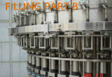 Factory Price Automatic Carbonated Soft CSD Drink Beverage Liquid Bottleing Plant 3in1 Filling Machine