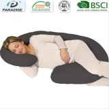 Wholesale Price 100% Cotton Multifunction U Shape Pregnant Long Body Pillow