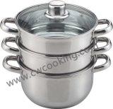 Stainless Steel Pasta Pot Set Cookware Set; Cookware; Kitchen Appliance