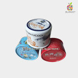 DRD Steel Food Two Piece Can with Colorful Print