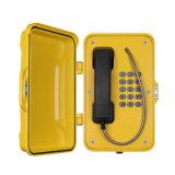 Industrial Weatherproof Telephone PSTN/SIP Outdoor IP66 Waterproof Tunnel Telephones