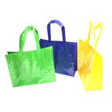 Customized Logo Waterproof Gift Bag PVC Non-Woven Shopping Handbags