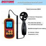 Digital Anemometer, Air Velocity, Wind Speed Meter, Thermometer, Anemograph Be836