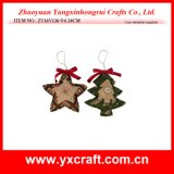 Christmas Decoration (ZY16Y136-5-6 24CM) The Star Christmas