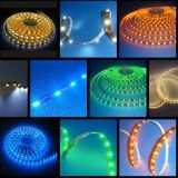 IP33 No-Waterproof 3528 Flexible LED Strip (CE & RoHS)