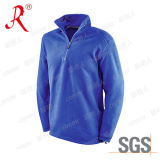 Fleece Polyester Cheap Wholesale Mens Sports Jacket (QF-487)