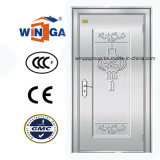 High Quality Stainless Steel Security Door (W-GH-02)