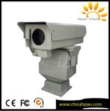 PTZ IP Security Detect 8km Fog Penetration Long Range Color Camera