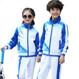 Winter Sublimation Sportswear School Uniform Tracksuit School Uniform Factory