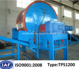 Fully Automatic, Low Power Comsumption Tire Recycling Shredding Equipment for Crumb Rubber