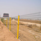 High Quality Easily Assembled Welded Wire Mesh Fence Supplier