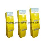 Special Design Cardboard Stands Paper Pallet Displays