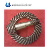 BS5086 8/35 Best Seller Spiral Bevel Gear Trunk Gears Auto Differential Helical Bevel Gear