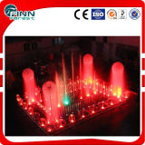 Big Size Dandelion Rectangle LED Outdoor Musical Dancing Fountain