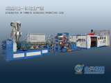 Sheet Extruder & Cup Making Machine in One Line